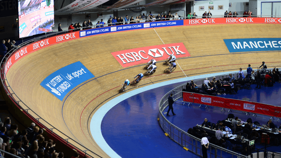 HSBC for British Cycling 360º