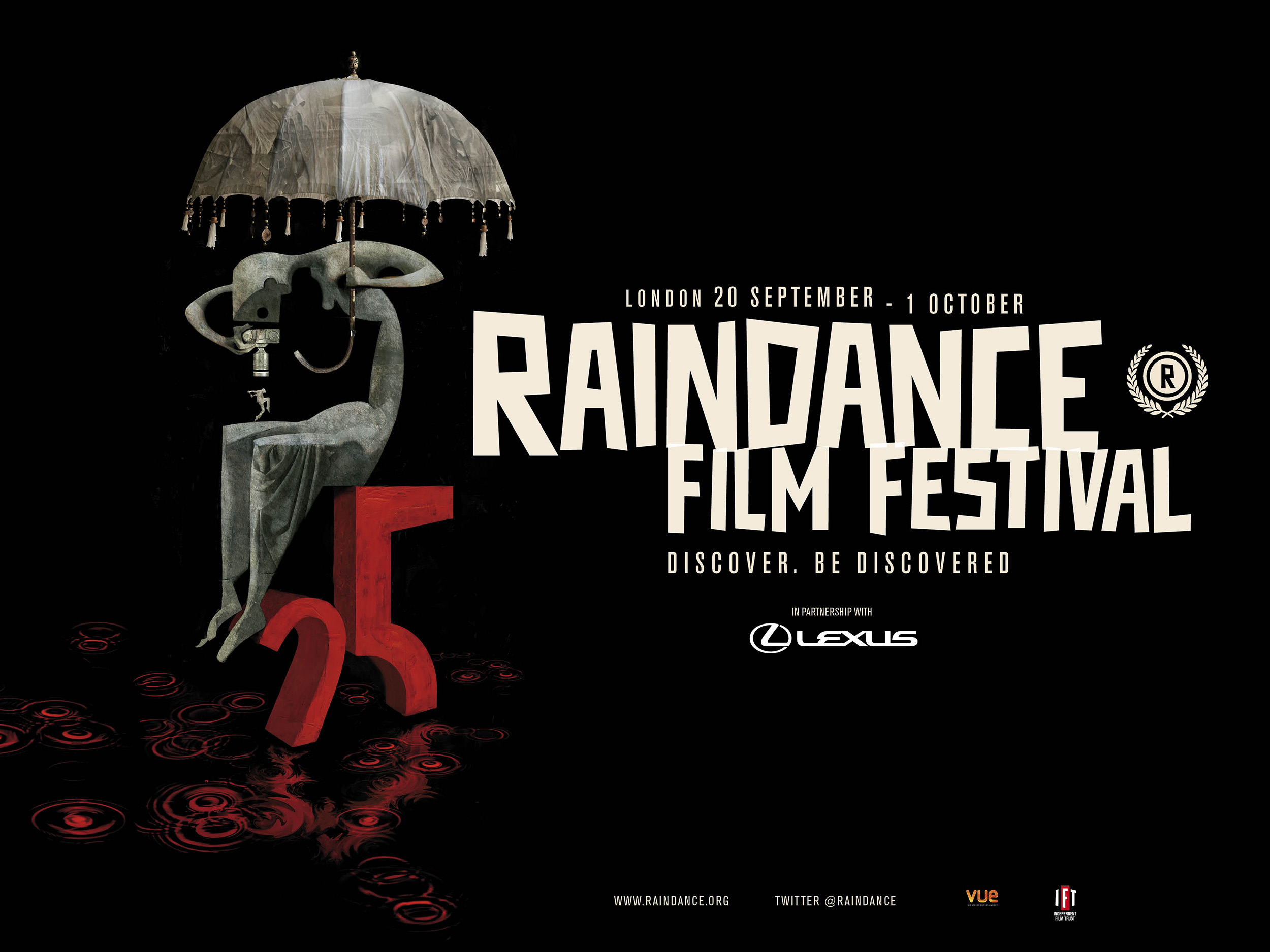 Double Nomination at Raindance Film Festival