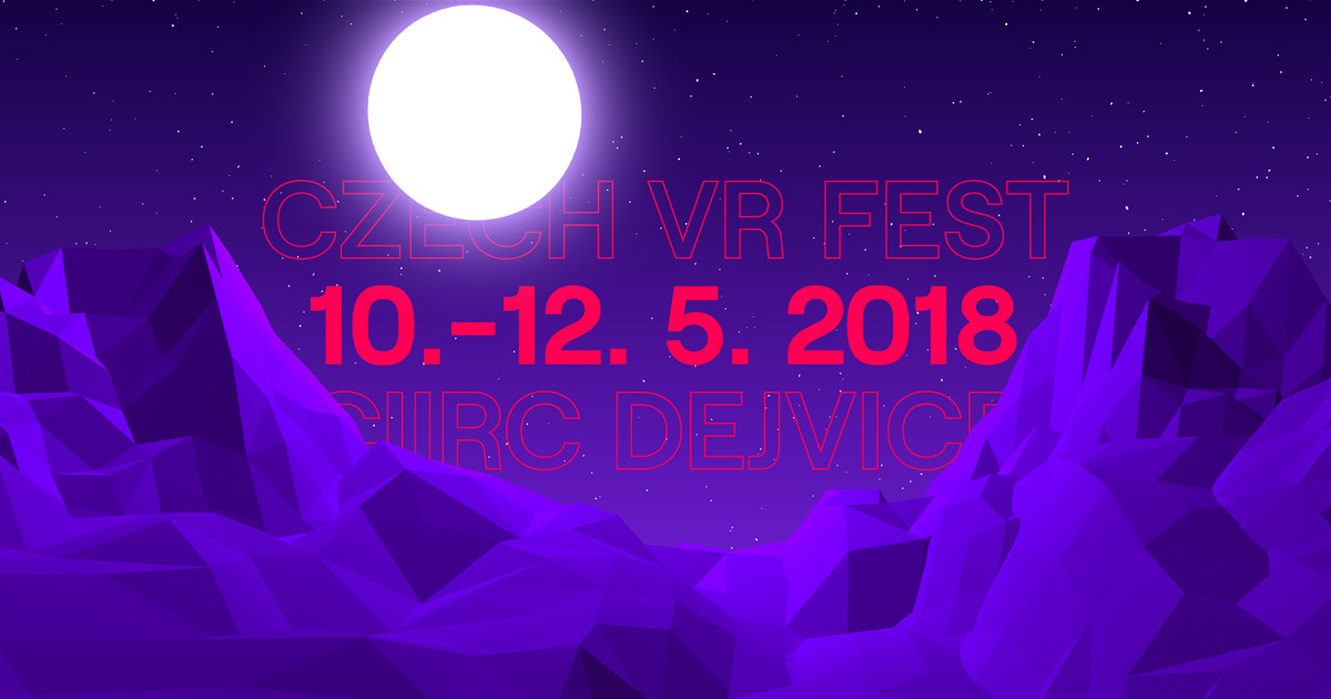 1.618 Digital to join Czech VR Fest 2018