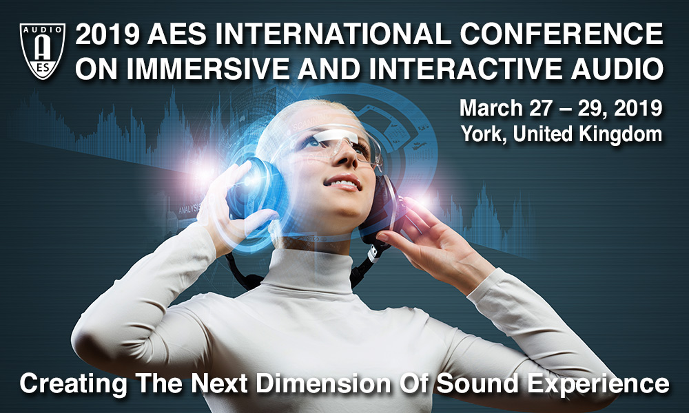 Oliver Kadel to Present at AES Conference